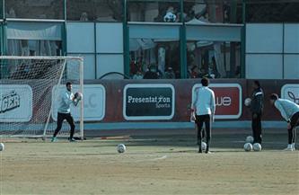 مران الأهلي  تدريبات قوية لحراس الفريق استعدادًا لمواجهة النصر