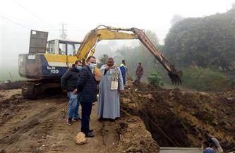 مشروعات تنموية وخدمية بمركز ساقلته في سوهاج بتكلفة 29 مليون جنيه | صور