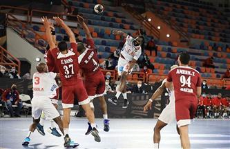 قطر تحقق فوزها الأول على أنجولا في بطولات العالم
