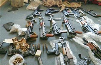 ضبط 23 قطعة سلاح ناري بدون ترخيص وتنفيذ 1270 حكمًا في حملة أمنية بسوهاج