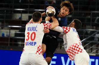 مونديال اليد.. اليابان تفاجئ كرواتيا وتتعادل معها في المجموعة الأولى