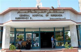 نجاح عملية ولادة قيصرية لأم مصابة بفيروس كورونا تحمل توأما بمستشفى الغردقة العام  صور