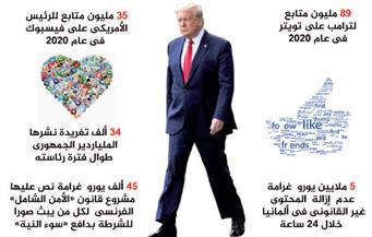 «تواصل» ترامب .. معركة غير تقليدية