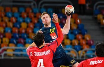 «بيلاس» رجل مباراة السويد وتشيلي بمونديال اليد