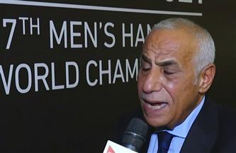 حسين لبيب يكشف تفاصيل اجتماع وزيري الشباب والصحة مع الوفود المشاركة بمونديال اليد