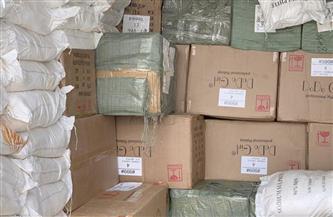 إحباط تهريب بضائع أجنبية وضبط 52 قضية أمن عام بالمنافذ الجمركية