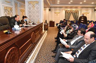 """""""إفريقية النواب"""" تناقش خطة عمل اللجنة بالبرلمان"""