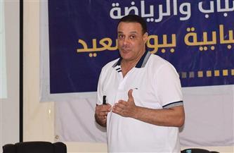 عصام عبدالفتاح مسئولا عن تقنية الفيديو باتحاد كرة القدم