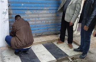 غلق 8 سناتر دروس خصوصية ومحلات وأسواق لمخالفتها إجراءات كورونا في بني سويف