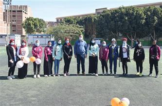 افتتاح المعسكر التدريبي الأول لاتحاد طلاب جامعة سوهاج | صور