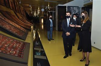 المدير العام للإيسيسكو: متحف السجاد الوطني في باكو يحكي تاريخ أذربيجان