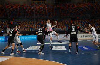 الشوط الأول: مصر تتقدم (20-6) أمام مقدونيا بمونديال اليد
