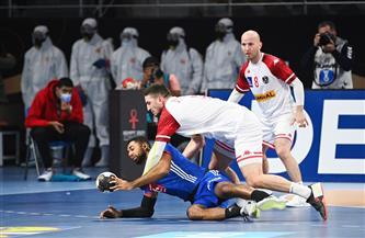 الشوط الأول: فرنسا تتقدم على النمسا (18/17) بمونديال اليد