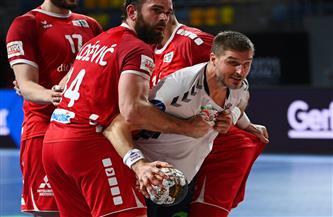 النرويج تهزم سويسرا (31-25) في مونديال اليد