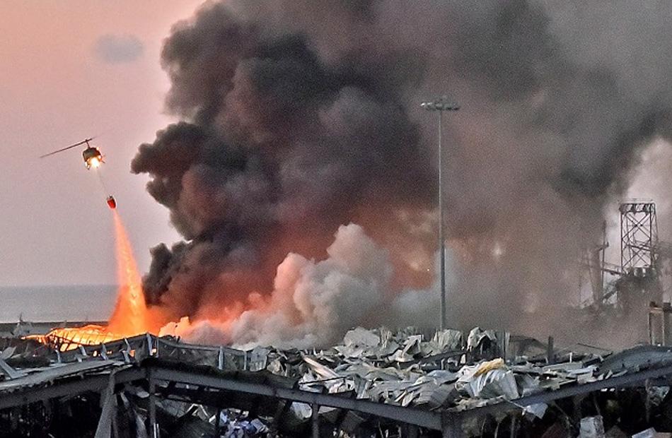 مسئولة أممية إجراء تحقيق سريع وشفاف ومستقل في انفجار ميناء بيروت أمر واجب
