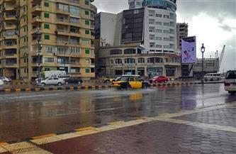 موجة من الطقس السيئ تغزو الإسكندرية اليوم.. والمحافظة تعلن الطوارئ