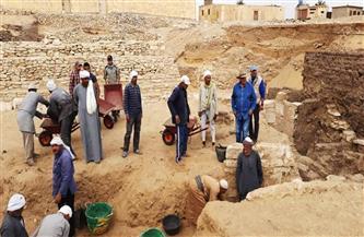 """بعد اكتشافها في مقبرة زوجة """"تتي"""".. لغز لعبة """"السنت"""" الفرعونية لايزال مجهولًا   صور"""