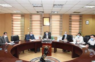 محافظ الشرقية يترأس لجنة لاختيار سكرتير وحدة محلية بالسماعنة بمركز فاقوس |صور