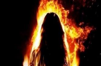 التحقيق مع متهم بقتل زوجته حرقا لرفضها عمل كوب شاي لوالده بالشرقية