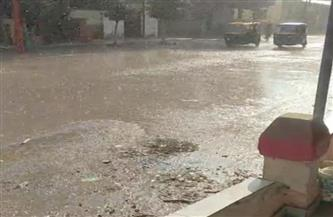 سقوط أمطار متوسطة وتقلبات في الطقس بالغربية | صور