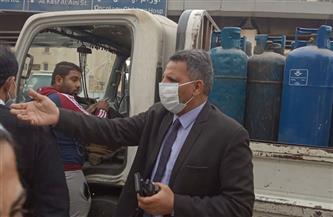 رئيس حي السيدة زينب: تحرير 49 محضرا لعدم ارتداء الكمامة