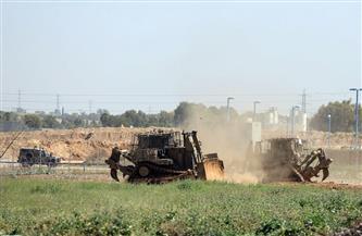 الاحتلال الإسرائيلي يتوغل شرق خان يونس ويجرف أراض زراعية
