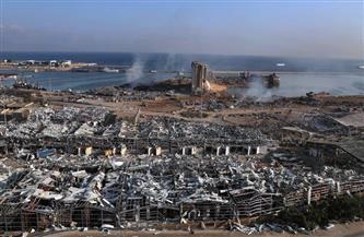 خبير ألماني: هناك مواد كيميائية سامة مخزنة دون حماية منذ سنوات في مرفأ بيروت