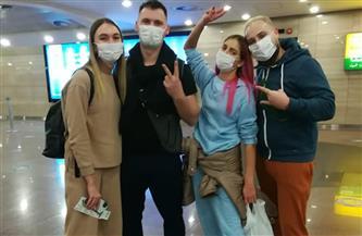 زيارة تعريفية لمجموعة من المدونين الأوكران إلى مصر|صور