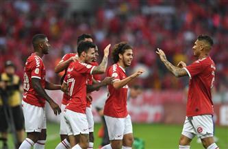 انترناسيونال يفوز على ساو باولو وينتزع صدارة الدوري البرازيلي