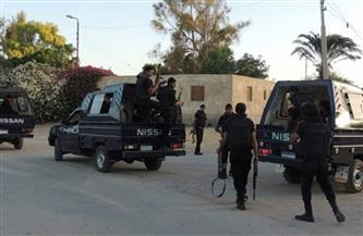 سقوط عصابة فرض الإتاوات على أصحاب مزارع بالإسكندرية الصحراوي