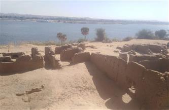البعثة الأثرية المصرية تنجح في الكشف عن بقايا حصن روماني بمحافظة أسوان | صور