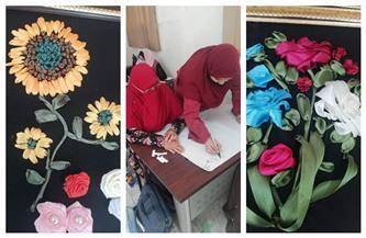 «ابدأ مشروعك» دورة تدريبية للشباب على الحرف التراثية بسوهاج | صور