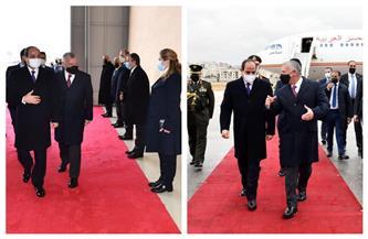 المتحدث الرئاسي ينشر صور لقاء الرئيس السيسي بالعاهل الأردني في عمان