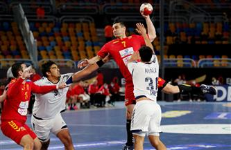«لازاروف» رجل مباراة مقدونيا وتشيلي بمونديال اليد
