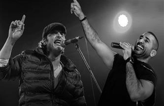 أحمد سعد يكشف كواليس تحضير أغنية «افرح» مع وائل الفشني