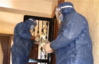 تعافي 13 مريضا بكورونا من حالات العزل المنزلي بجنوب سيناء| صور