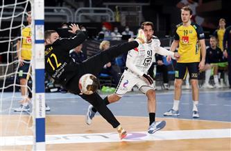 السويد تفوز على مصر (24 - 23 ) بمونديال اليد