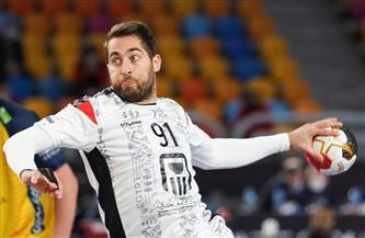 محمد سند رجل مباراة مصر والسويد بمونديال اليد 2021
