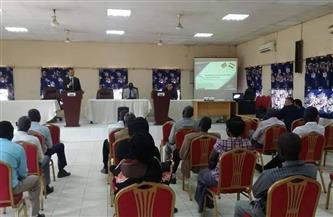 مصر تنظم دورة تدريبية في مجال الاستثمار بجنوب السودان  صور