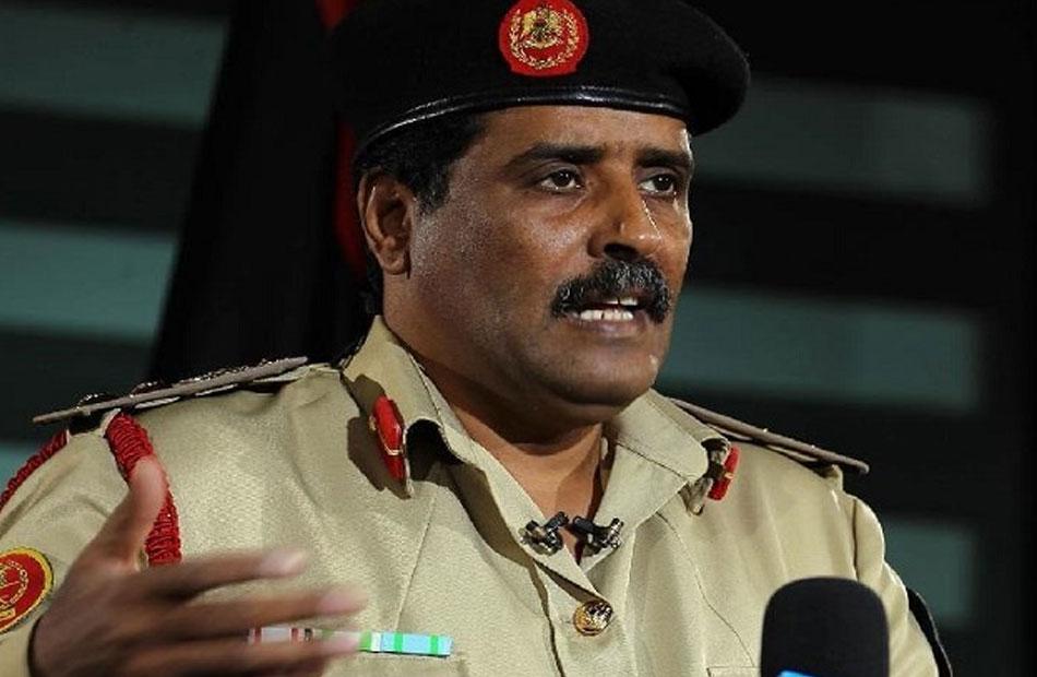 القيادة العامة الليبية تعلن القبض على قيادي في ;داعش;
