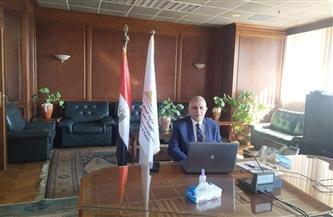 وزير الري يبحث تنظيم أسبوع القاهرة الرابع للمياه ويعلن عن الموعد| صور