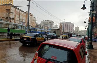 """6 تعليمات لمواجهة السيول.. """"فيضة الغطاس"""" تواصل ضرب الإسكندرية  صور"""
