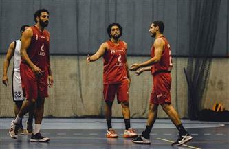 الأهلي يواجه جزيرة الورد في دوري سوبر السلة