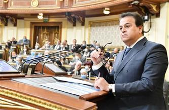 """بعد مطالبة """"الحسيني"""" بمواجهة معاهد """"بير السلم"""".. وزير التعليم العالي: سنواجهها بالضبطية القضائية"""
