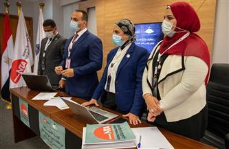 إطلاق اسم الشهيد أحمد منسي على الدفعة الثالثة من البرنامج الرئاسي لتأهيل التنفيذيين للقيادة   صور