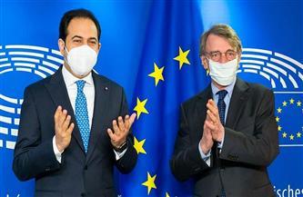 رئيس البرلمان الأوروبي: وثيقة الأخوة الإنسانية حدث فريد سيكون له تأثيره على السلام العالمي | صور