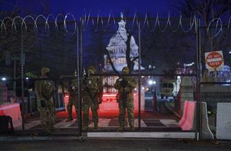 الحرس الوطني الأمريكي: غير قلقين بشأن وجود تهديدات داخل صفوفنا لحفل تنصيب الرئيس المنتخب