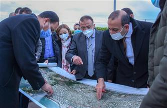 """بتكلفة ١.٧ مليار يورو.. محافظ الإسكندرية يتابع إجراءات تنفيذ مشروع """"مترو أبو قير"""""""