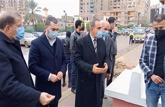 محافظ كفر الشيخ يتفقد جهاز النظافة والتجميل ويوجه برفع كفاءة الورشة المركزية   صور