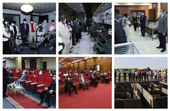 «الداخلية» تستقبل وفداً من الإعلاميين الأفارقة للاطلاع علي التقنيات والإمكانات المتطورة بالوزارة